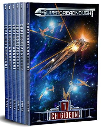 superdreadnought book cover